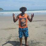 On Samara Beach