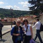 """Prague with Jana - our """"Personal Prague Guide"""""""