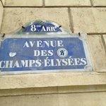 Avenue des Champs Elysees - Where Josephine Baker Strolled