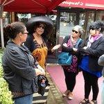 Black Paris Tour at the Legendary Fouquet's