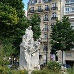 Monument to Dumas