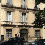 The Liberian Embassy