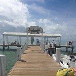 Iconic fishing dock