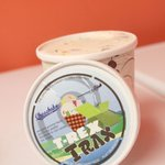 Ice cream is available in to-go pints!