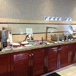 Hotel Lobby - Social/Eating Area