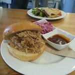 Finch House Pulled Pork