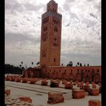 Koutoubia Mosque and Minaret