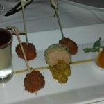 fois gras tasting...3 ways