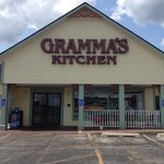 Grammas Kitchen & Checkered Flag