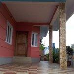 Ground floor (entrance and 5 room villa)