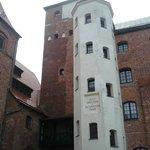 Zamek Ksiazat Pomorskich W Darlowie