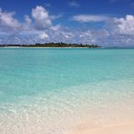 Fun Island dall'isola di Robinson