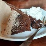 Choco decadence cake