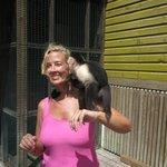 Zip Line Monkey :)