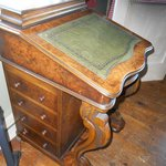 some fine antiques like this desk