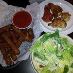 Salad & Appetizers
