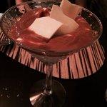 Dessert alla crema di cocco