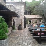 "The ""Village"" in the Solaris resort - a nice restarurant"