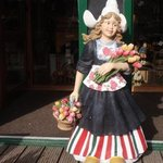 tulip lady