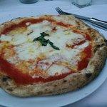 pizza con caciocavallo