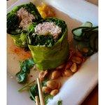 Mango Crab Salad Roll , the best