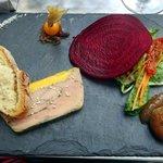 Foie Gras aux saveurs orientales