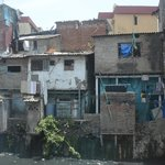 On the fringes of Dharavi