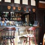 Duke of Wellington bar area