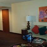 34th floor enter way to room