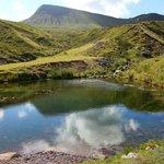 Llyn Y Fach lake trek