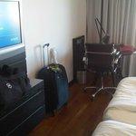 Fair sized room