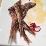 Sardines a la Plancha