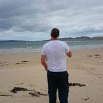 pollan bay beach not fat from hotel