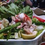 Crab Louis at Gracie's