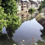 within 15 minutes - canal of Petit France