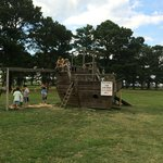 Play on our Pirate Ship!