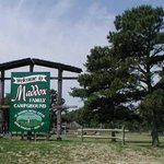 Entrance to Maddox Family Campground
