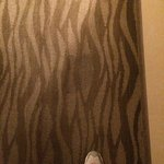 wrinkled stain carpet