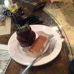 Chocolate covered strawberry and caramel sea salt brownie.