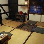 my room at Honten (room no.4)