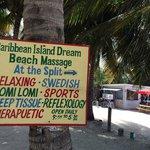 Услуги на острове