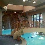 indoor pool/ hot tub/baby pool