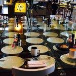 W Hotel Taipei main restaurant