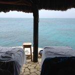 Massage Cabana