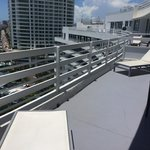 15th floor (penthouse) balcony