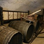 The Wine Press and Barrel Room