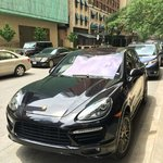Complimentary Porsche Cayenne GTS