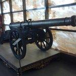 24-pounder long cannon, 1773