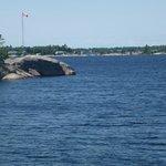 Rocky shoreline 3