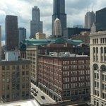 Vistas desde el piso 10